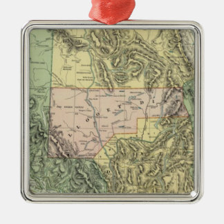 British Columbia 2 Christmas Ornament