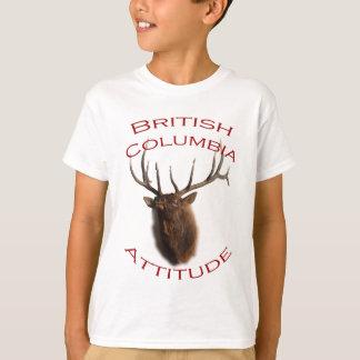 British Columbia Attitude T-Shirt