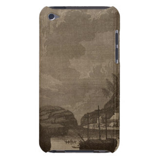 British Columbia ble with cannons iPod Case-Mate Case