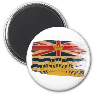 British Columbia Flag Magnets