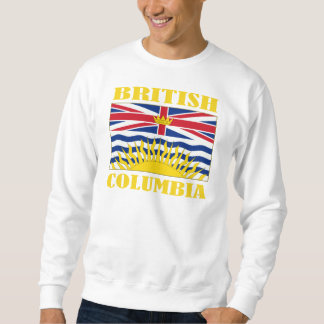 British Columbia-Flag Sweatshirt