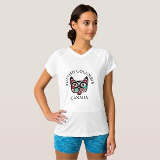 British Columbia Haida Kitty T-Shirt