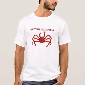 British Columbia King Crab T-Shirt