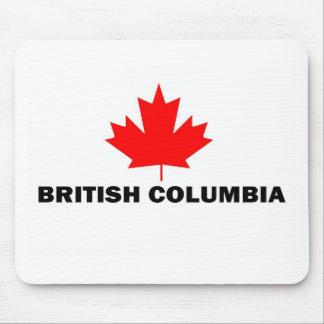 British Columbia Mousepads