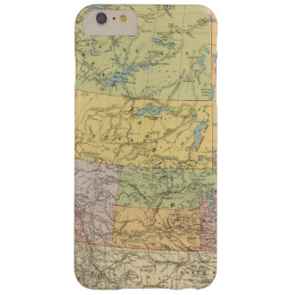 British Columbia, North West Territory Barely There iPhone 6 Plus Case