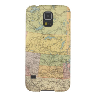 British Columbia, North West Territory Case For Galaxy S5
