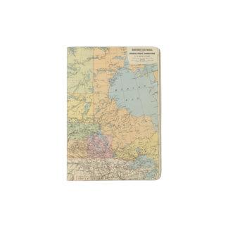 British Columbia, North West Territory Passport Holder