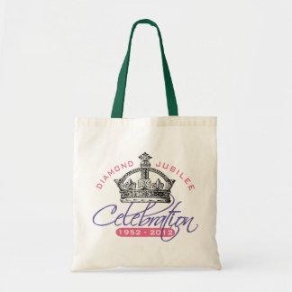 British Diamond Jubilee - Royal Souvenir Tote Bags