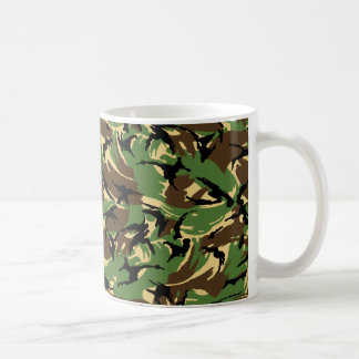 British DPM Camo Coffee Mug