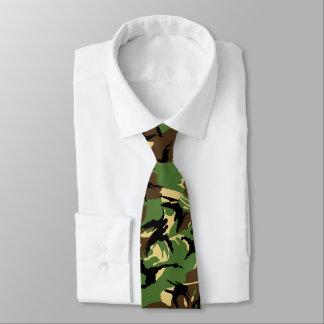 British DPM Camo Tie