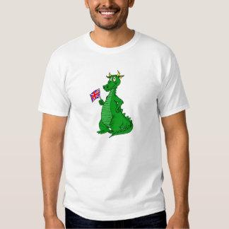 British Dragon T-shirt