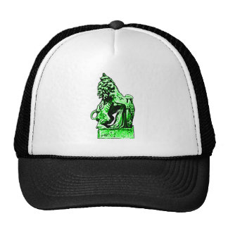 British Emblem Lion Green The MUSEUM Zazzle Gifts Cap