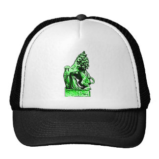 British Emblem Lion rv Green The MUSEUM Zazzle Gif Cap