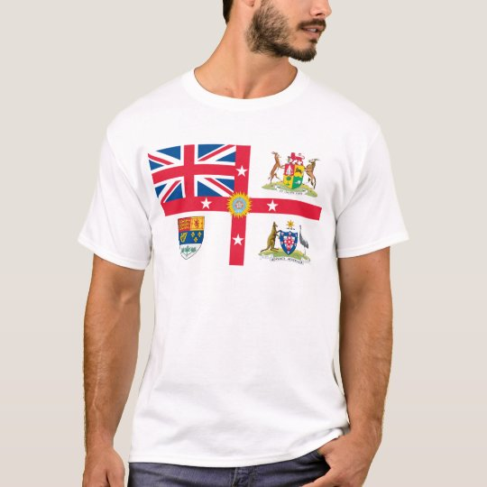 British Empire Flag T-Shirts