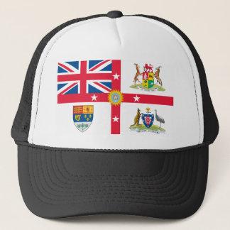 British Empire Flag T-Shirts Trucker Hat