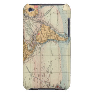 British Empire, routes, currents iPod Touch Case