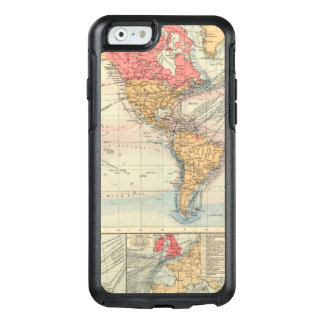 British Empire, routes, currents OtterBox iPhone 6/6s Case