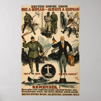 British Empire Union Poster