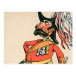 British Field Marshal Postcards