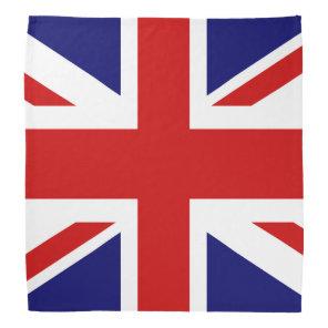 British flag bandanna | Union Jack design