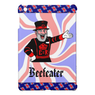 British flag, Beefeater, Tower of London iPad Mini Cases
