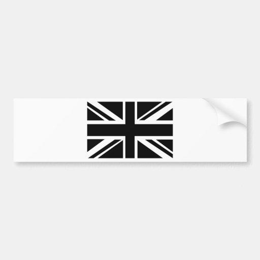 British Flag Bumper Stickers