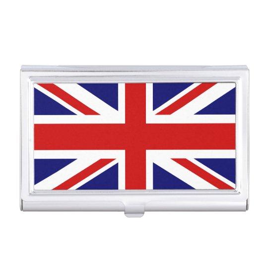British flag business card holder | Union Jack