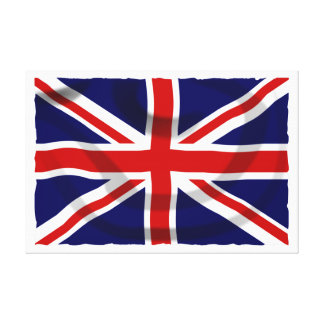 British Flag Canvas Print