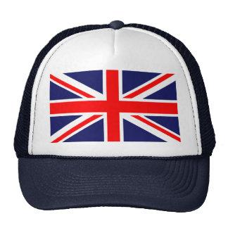 British Flag Cap