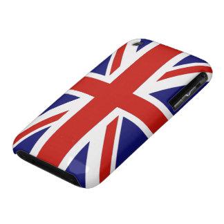 British flag Case-Mate iPhone 3 cases