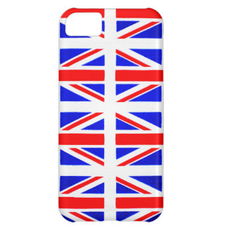 BRITISH FLAG COVER FOR iPhone 5C