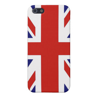 British flag case for the iPhone 5