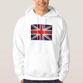 British flag design hoodie