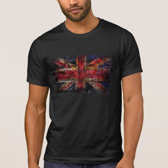 British Flag Destryd & Punkd T-Shirt