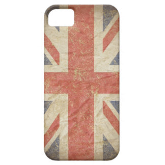 British Flag Distressed iPhone 5 Covers
