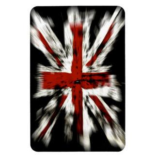 British Flag Rectangular Photo Magnet