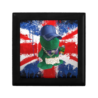 British Flag Grafitti Fonty Gift Box