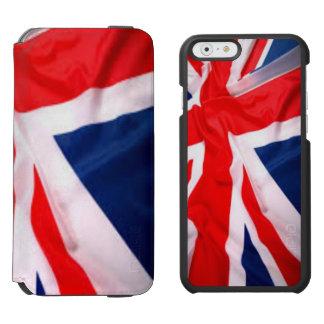 British Flag Incipio Watson™ iPhone 6 Wallet Case