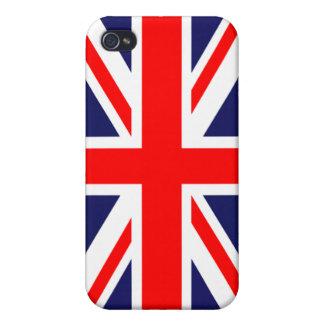 British Flag iPhone 4/4S Cases