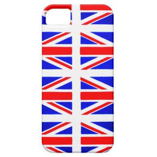 BRITISH FLAG iPhone 5 CASE