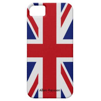 British Flag IPhone 5  Case iPhone 5 Covers