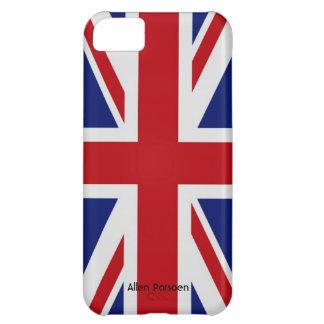 British Flag IPhone 5  Case iPhone 5C Case