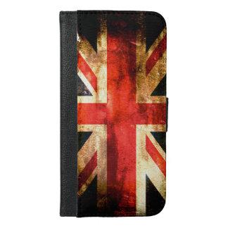 British flag iPhone 6/6s plus wallet case