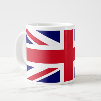 British Flag Large Coffee Mug