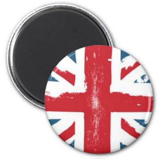 British Flag Fridge Magnet