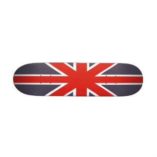 British Flag mini skateboard Custom Skate Board