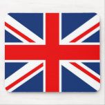 British Flag Mouse Pad Mousepad
