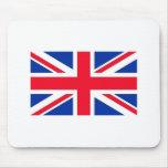 British Flag Mousepads