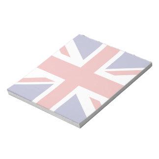 British flag note pads | Union Jack design