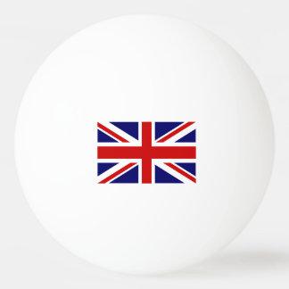 British flag ping pong balls for table tennis